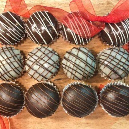 Mini Cupcake Chocolate Box